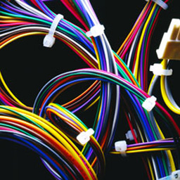 electronic components cable assemblies carlton distribution harness loom assemblies